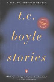 Cover of: T.C. Boyle Stories