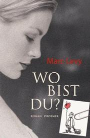 Cover of: Wo bist du?