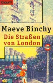 Cover of: Die Straben Von London
