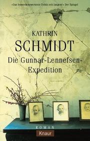 Cover of: Die Gunnar- Lennefsen- Expedition