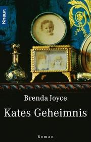 Cover of: Kates Geheimnis