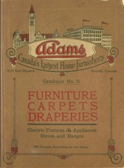 Adams, Canada's largest home furnishers