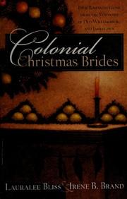 Colonial Christmas Brides