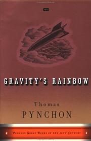 Cover of: Gravity's rainbow | Thomas Pynchon