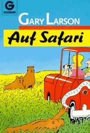 Cover of: Auf Safari. ( Cartoon)