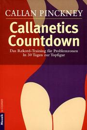 Callanetics countdown by Callan Pinckney