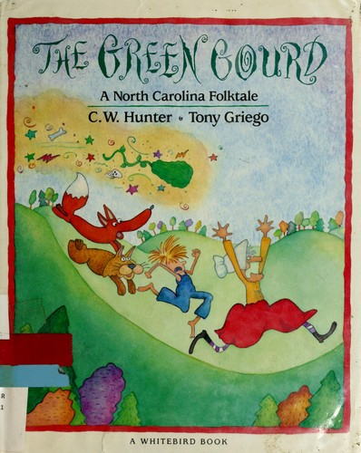The green gourd by C. W. Hunter