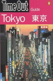 Cover of: Time Out Guide to Tokyo | Time Out
