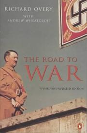 Cover of: The road to war | Richard Overy