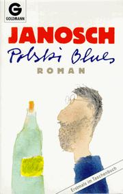 Cover of: Polski Blues. Roman
