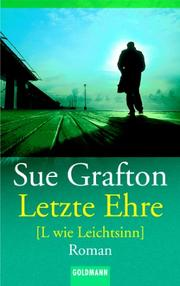 Cover of: Letzte Ehre