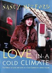 Cover of: Love in a Cold Climate