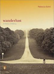 Wanderlust by Rebecca Solnit