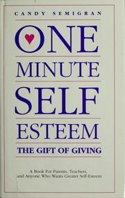 One-minute self-esteem