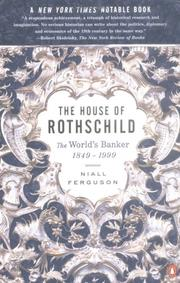 Cover of: The House of Rothschild: Volume 2: The World's Banker