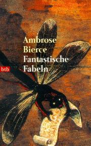 Cover of: Fantastische Fabeln