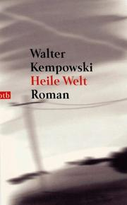 Cover of: Heile Welt