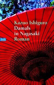 Cover of: Damals in Nagasaki