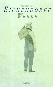 Cover of: Werke in Einem Band (Hanserbibliothek)