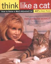 Cover of: Think Like a Cat