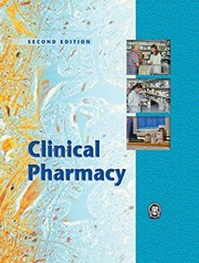 Cover of: Clinical Pharmacy | NA Hughes