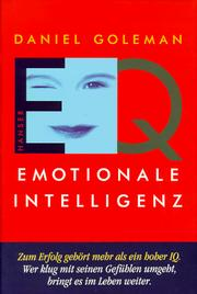 Cover of: Emotionale Intelligenz