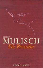 Cover of: Die Prozedur