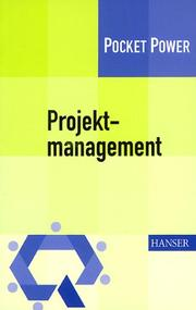 Cover of: Projektmanagement