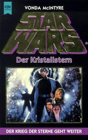 Cover of: Star Wars. Der Kristallstern