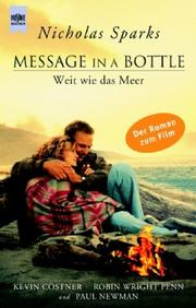 Cover of: Message in a Bottle ( Weit wie das Meer)