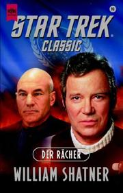 Cover of: Der Rächer. Star Trek Classic 90