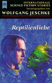 Cover of: Reptilienliebe. Internationale Science Fiction- Erzählungen