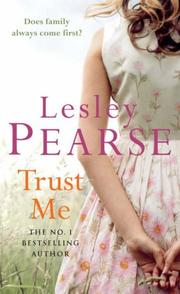 Cover of: Trust Me