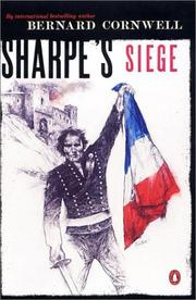 Cover of: Sharpe's Siege
