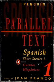 Cover of: Spanish Short Stories - 1. Cuentos hispánicos - 1