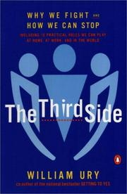 Cover of: The third side