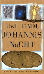 Cover of: Johannisnacht