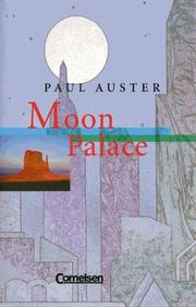 Cover of: Moon Palace.