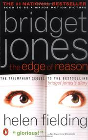 Cover of: Bridget Jones: The Edge of Reason (Bridget Jones #2)