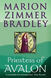 Cover of: Priestess of Avalon