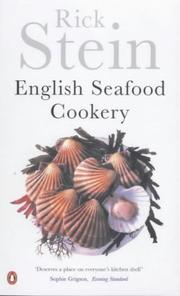 Cover of: English Seafood Cookery (Cookery Library)
