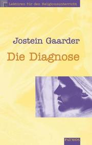 Cover of: Die Diagnose.