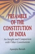 Cover of: Preamble of the Constitution of India | Aparajita Barunah