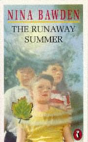 Cover of: The Runaway Summer
