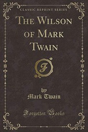 Cover of: Pudd'Nhead Wilson and Those Extraordinary Twins | Mark Twain