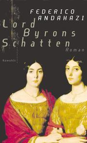 Cover of: Lord Byrons Schatten