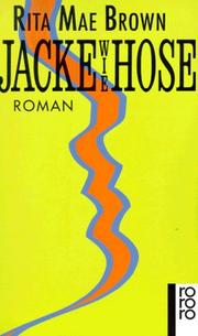 Cover of: Jacke wie Hose. Roman