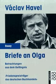Cover of: Briefe an Olga