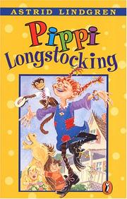 Cover of: Pippi Långstrump