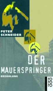 Cover of: Der Mauerspringer